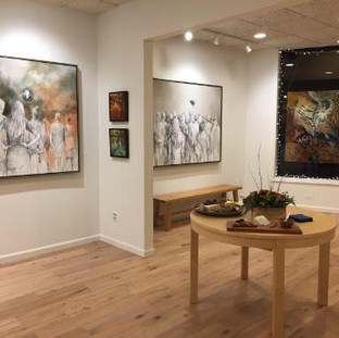 A&D Gallery Solo Show November 2019