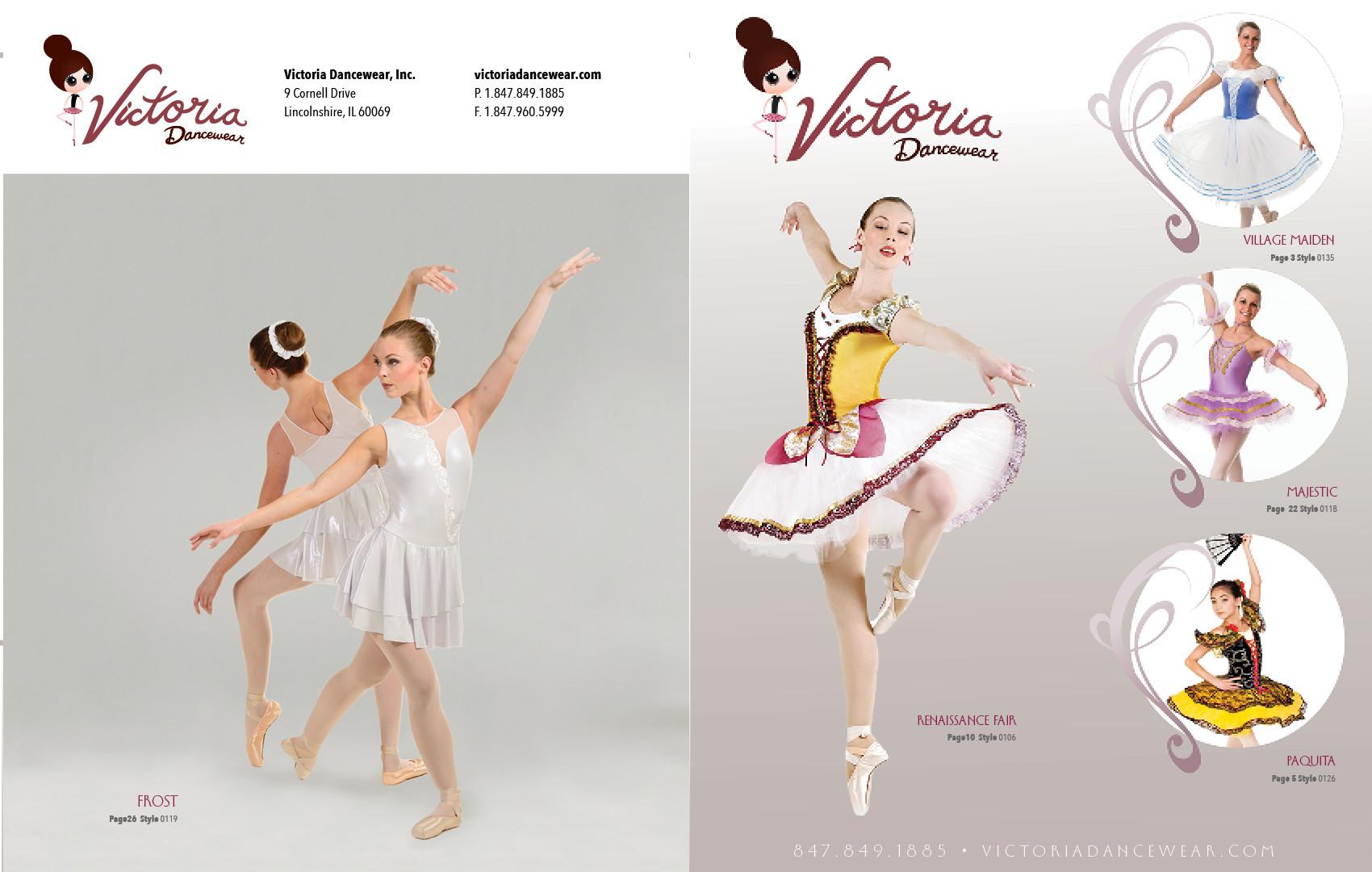 Catalog design - Cover