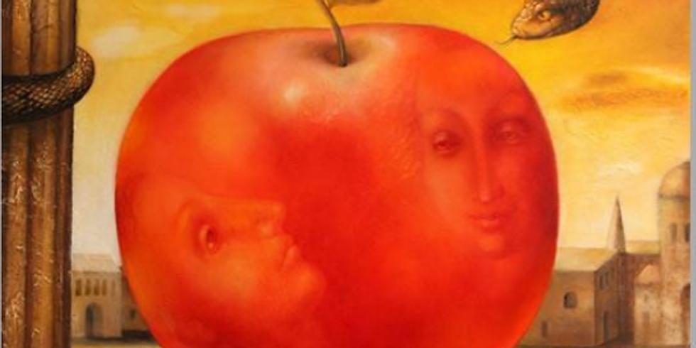 "Art Exhibit ""Under Her Spell"" - artwork by Lyubov Momot"