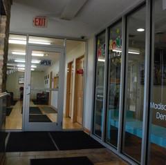 entrance to kidzone