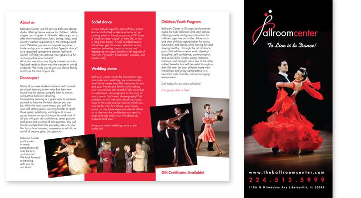Logo, Brochure Design and print