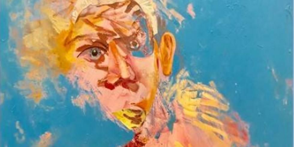 """Art Exhibit """"22"""" - artwork by Ivan Trava"""