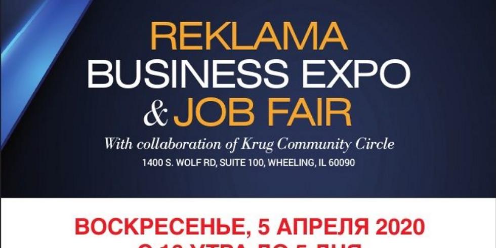Reklama Business Expo & Krug Community Circle