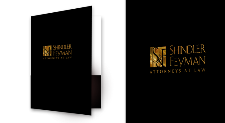 Logo, Folder design and Print