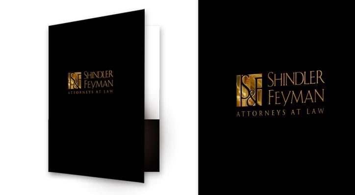 Logo, Folder design and Print
