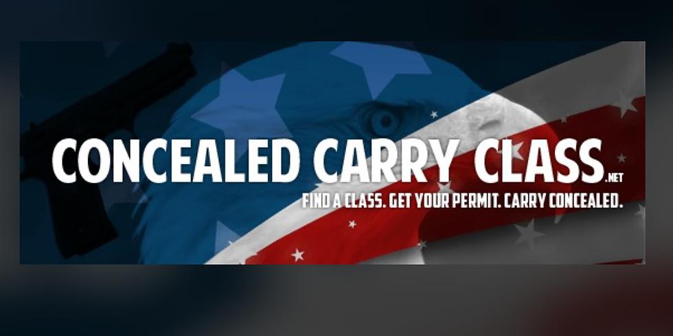 Групповые занятия - Право на ношения оружия