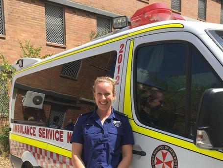 Kayaker Jo Brigden-Jones on coronavirus frontline as a paramedic after Olympic farewell delayed