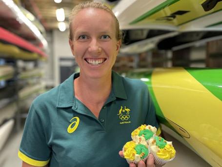 Tokyo Olympics: Australian kayaker Jo Brigden-Jones on her sweets business, Elite Cake Co.