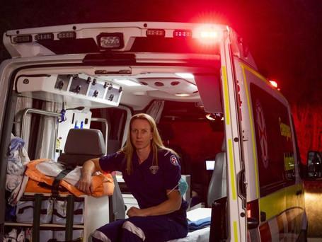 Meet our female frontliners: Jo Brigden-Jones, Australian Olympic kayaker & NSW Ambulance paramedic