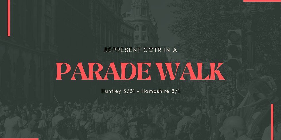 Parade Walk