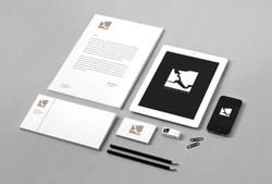 Branding Identity MockUp Vol8