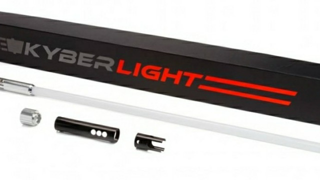 You Could Win a Custom Lightsaber by Coming to Our Event!