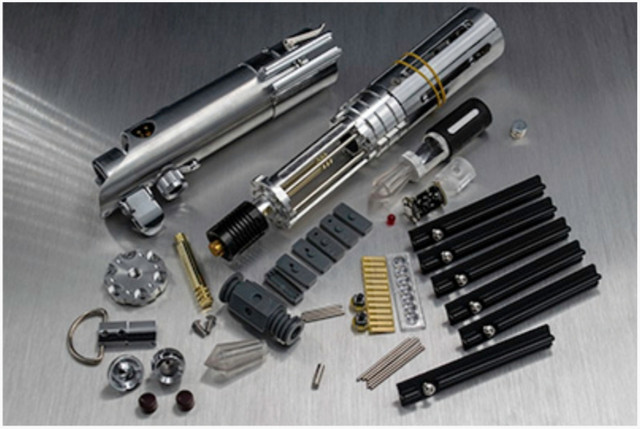 "Win A Graflex Saber Kit by Donating to ""Nerd Louisville""!"