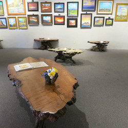 gallery showing