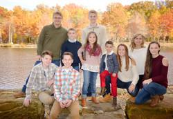 cleveland large family photographer