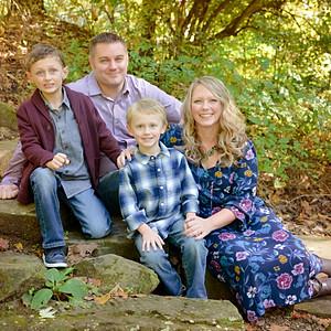 Gill Family Fall 2018