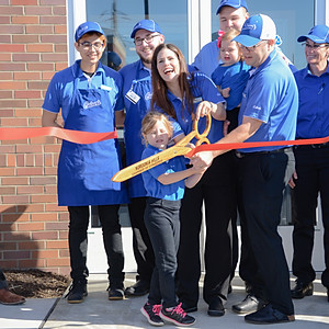 Culver's Ribbon Cutting Ceremony