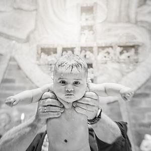 Valondi's Baptism
