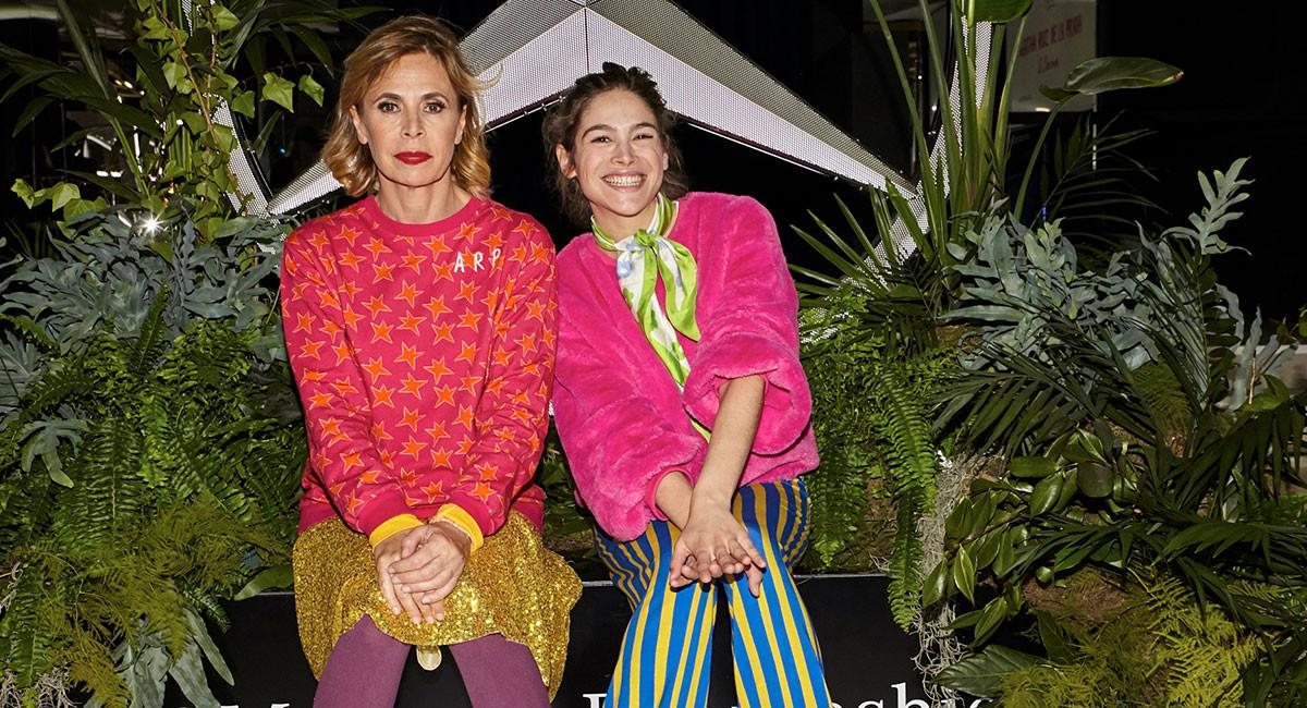 Agatha y Cosima