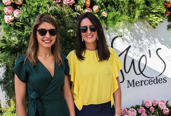 Isabel Hechem y Karina Shehadeh