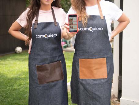 Creadoras de la app chilena que ayuda a resolver el gran dilema: ¿qué cocino hoy?