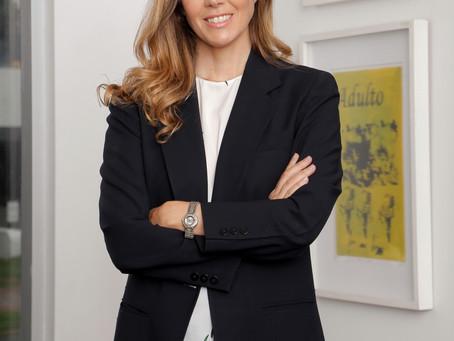 Fernanda Vicente, presidenta de Mujeres del Pacífico
