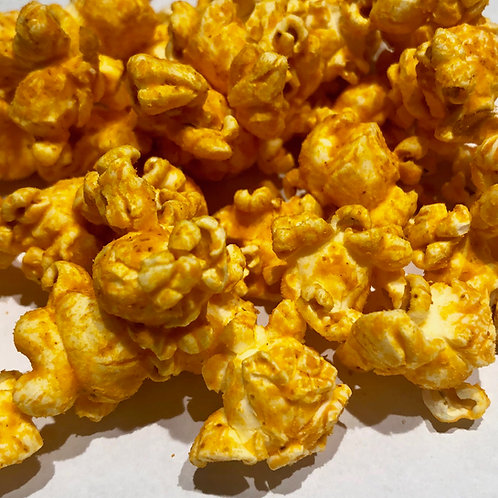 Hot Cheddar Cheese Popcorn (4.25 oz. bag)