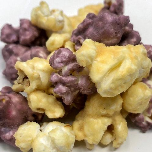 Grape Float Caramel Corn