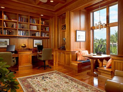 Island House Study