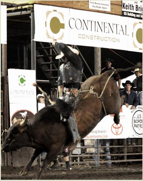 Continental Construction PBR Sponsor