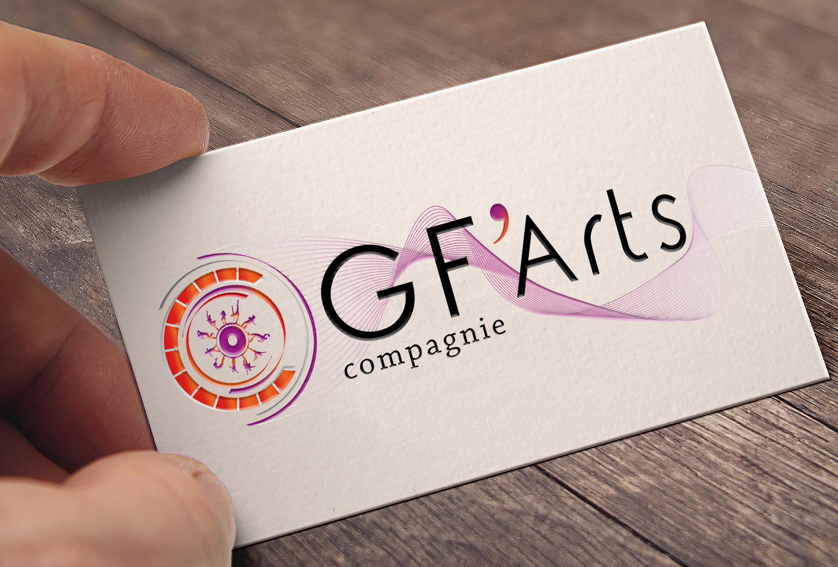 Logo - Compagnie GFArts