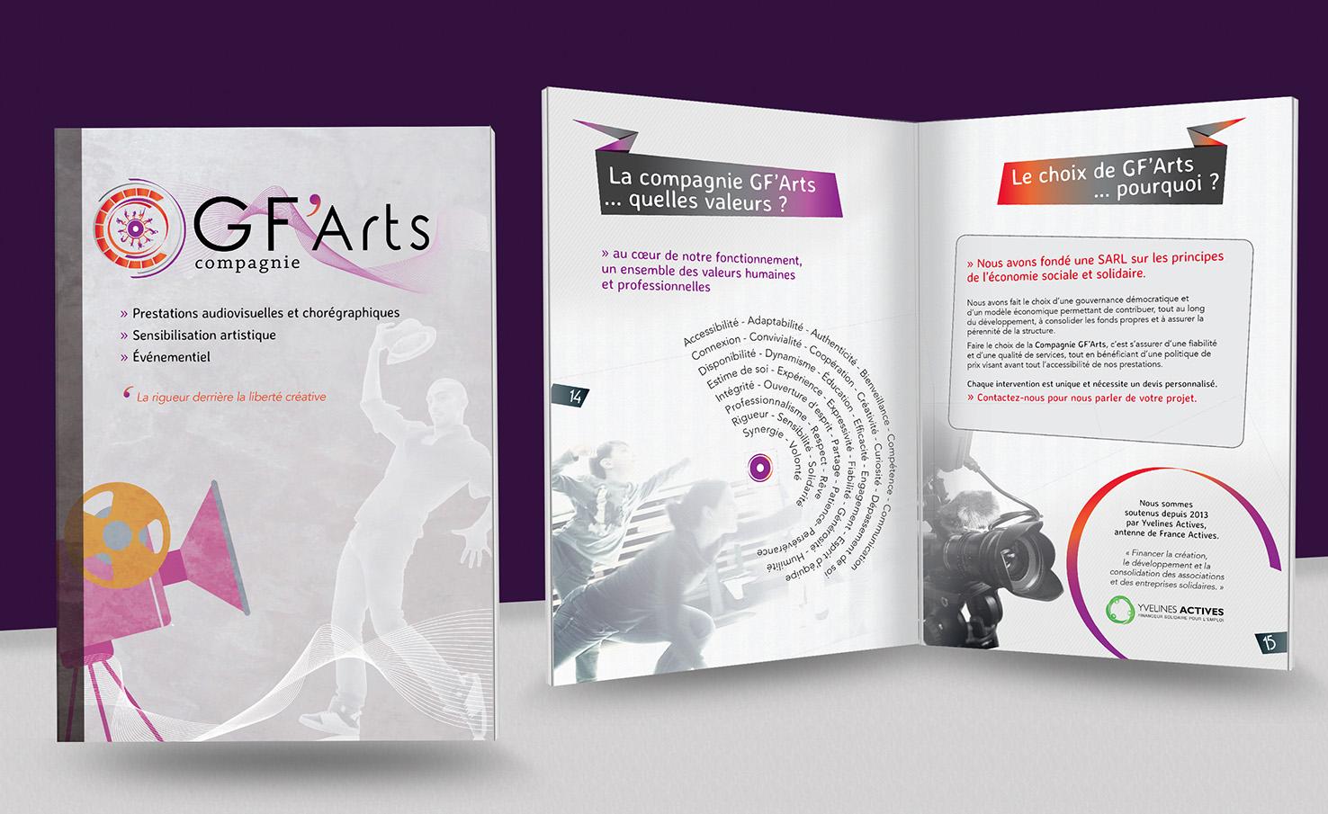 Portfolio-livret-GFArt's