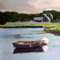 Judy Doyle, painter