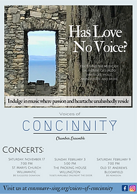 Has love no voice-VoC-Packing House flye