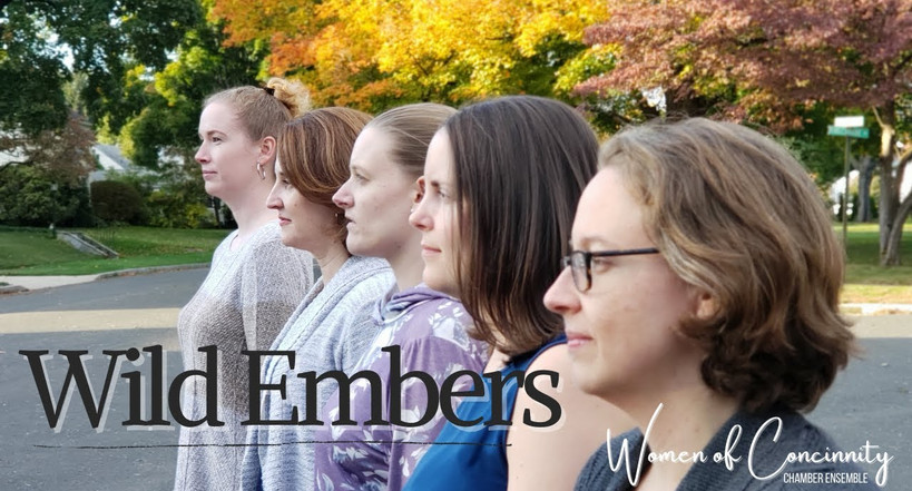 Wild Embers by Melissa Dunphy