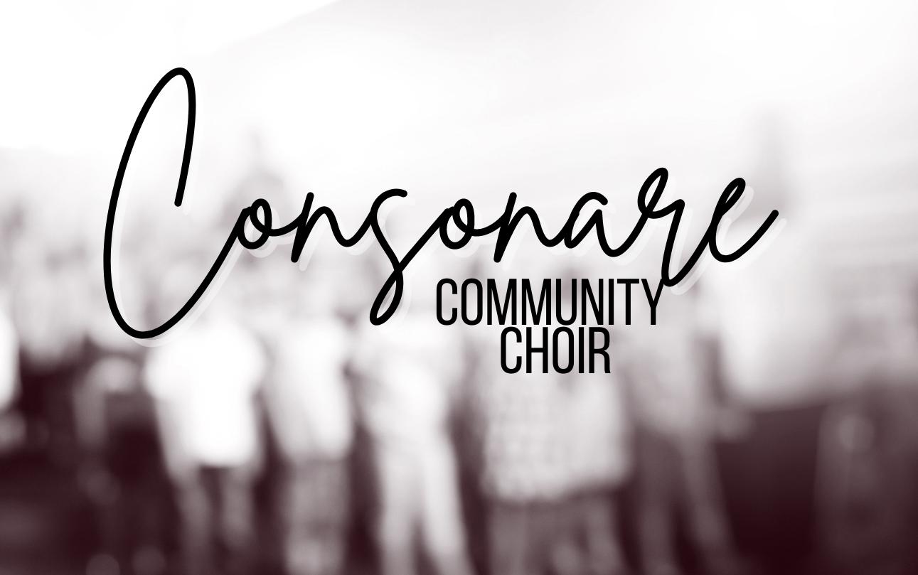 Consonare Community Choir