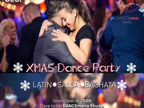 Xmas Party | 21 Dec.