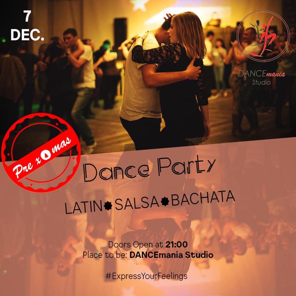 Pre Xmas Party || 07 Dec.