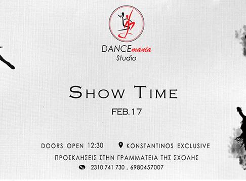 Show Time   DANCEmania Studio