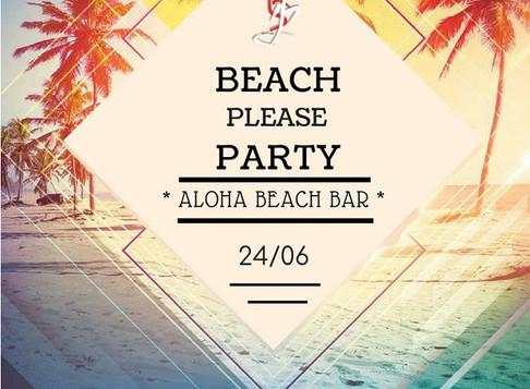 Beach Please Party | DANCEmania Studio