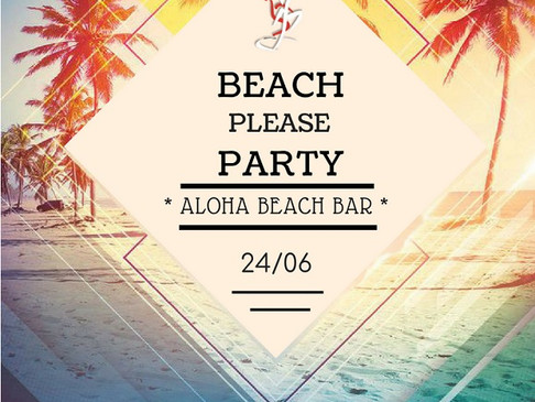 Beach Please Party | DANCEmania Studio