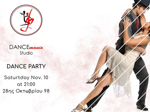 Dance Party | DANCEmania Studio