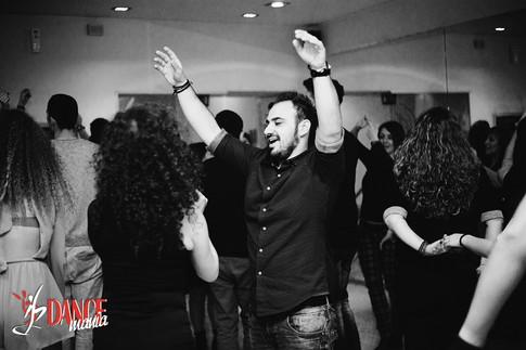 Birthday Dance Party