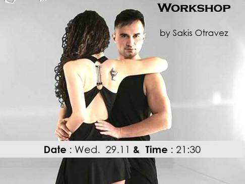 Salsa L.A Workshop | DANCEmania Studio