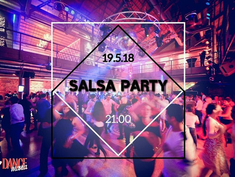 Salsa Party | DANCEmania Studio