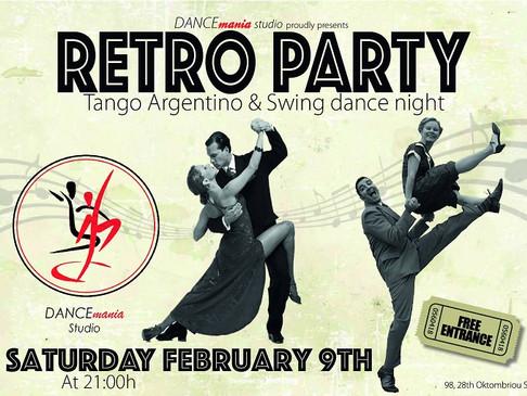 Retro Party | DANCEmania Studio
