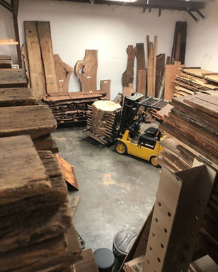 Live Edge Slabs & Rough Sawn Lumber