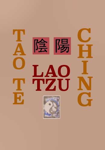 Tao Te Ching, Lao Tsé.