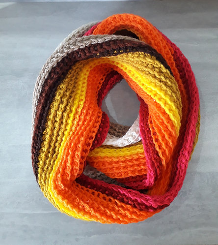 Gola em lã