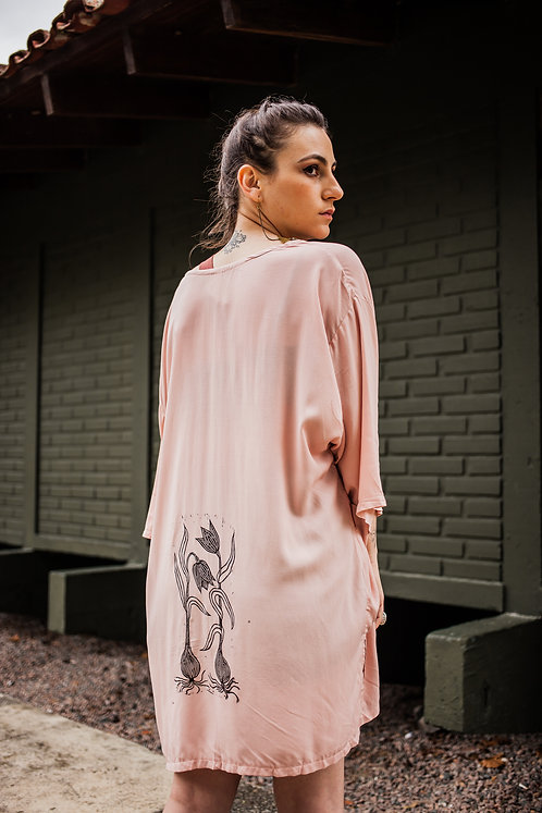 Kimono Rosa Eva